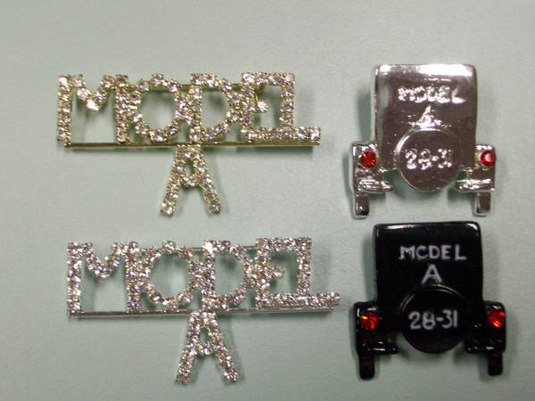 Model A Pins For Sale  No Limits  -   x0024 7