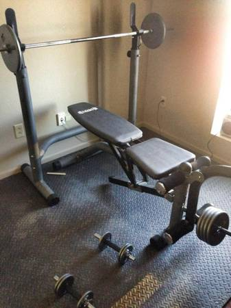 Champ Weight Bench -   x0024 150  Natchitoches