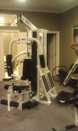 Parabody Home Gym System - $1050 (Ball)