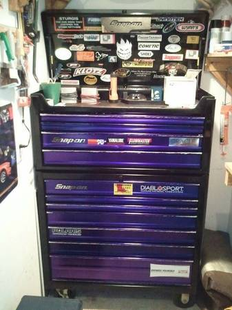 Snap-On Tool Box Limited Edition - $2500 (Walker, La.)
