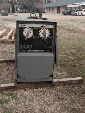 FOR SALE  Miller Big40 DC ARC WELDER -   x0024 1050  Central Louisiana