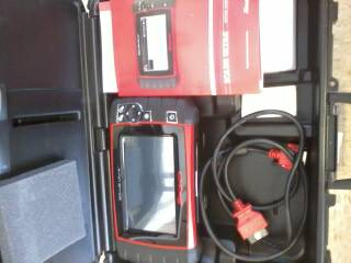 New Snap-On Solus ultra Scanner - $2000