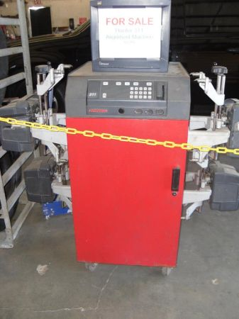 Hunter 311 Alignment Machine - $5000 (Ball or Bunkie LA)