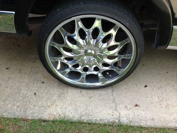 Rims and Pirelli Tires - $3500 (Ft Polk, La )