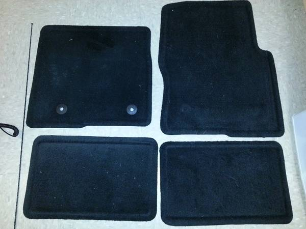 2013 Ford F150 OEM Floor Mats - $80 (Fort Polk)