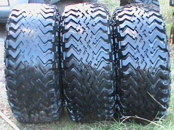 36x14.5x15 Mickey Thompson Baja Belted Tires - $300 (Leesville)