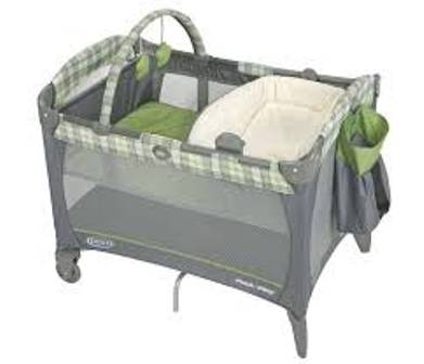 Graco Roman Pack  amp  Play w  raised infant matress -   x0024 40  Alexandria