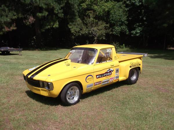 Chevy Luv Race TRuck - $21500 (Louisiana)