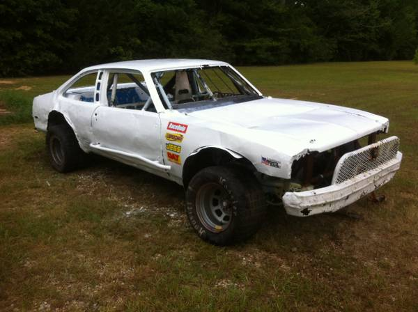 Nova dirt track RACE CAR - $3500 (Anacoco, La)