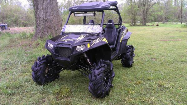 2013 Polaris rzr 900xp - $19500 (clarence louisiana)