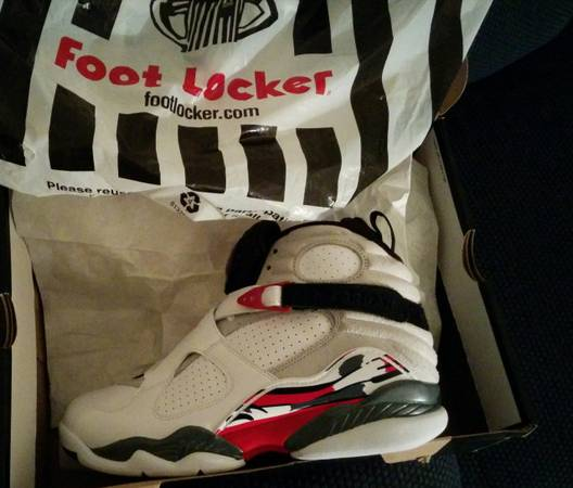 Jordan 8 retro bugs bunny   sell or trade  -   x0024 230  Los Angeles