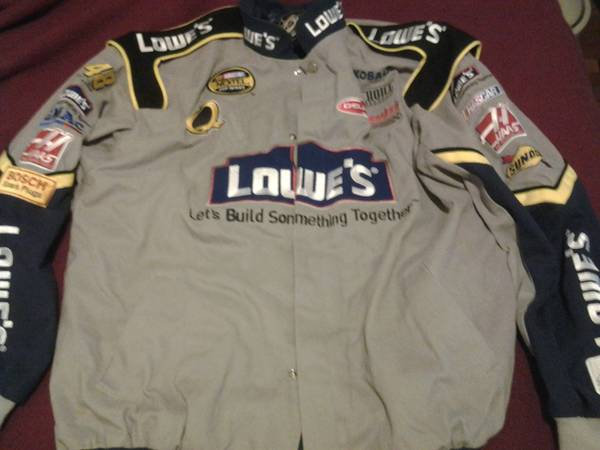 Lowes Racing Jacket - x002450