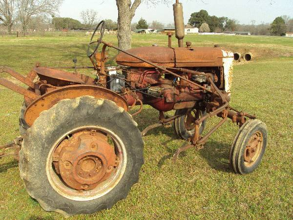 FARMALL TRACTORS FOR SALE - x00242500 (BOSSIER CITY)