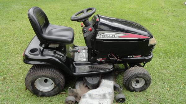 Dyt 4000 Engine : Craftsman dyt for sale