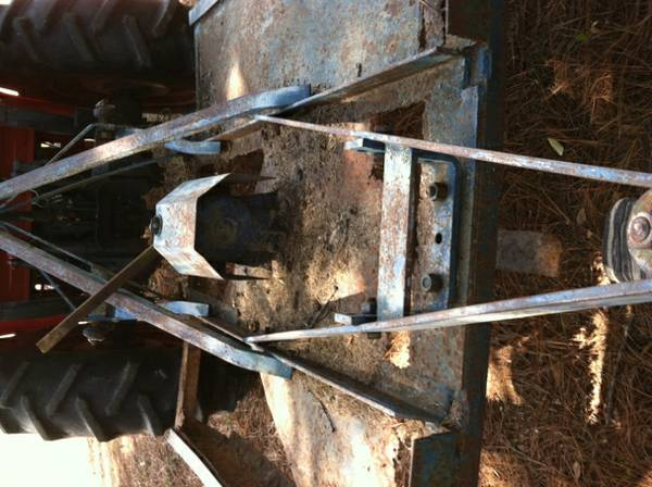 5 foot bush hog - $200 (coushatta La)