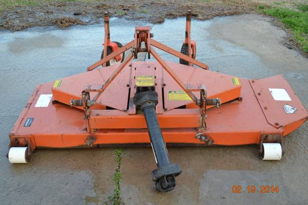 Kubota 3561 Mower For Sale