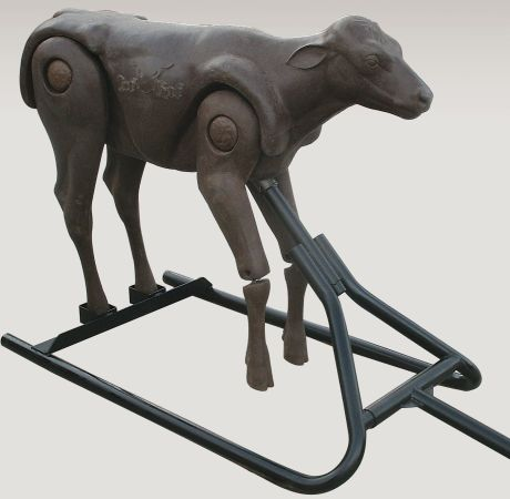 Calf Roping Dummy - Realistic - $2199 (Louisville, CO)