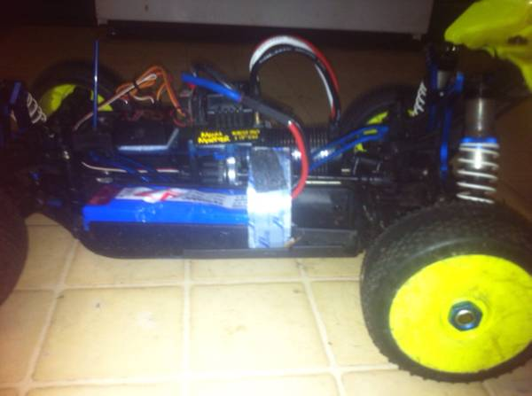 Castle creation electric Rc car -   x0024 240  NATCHEZ MS
