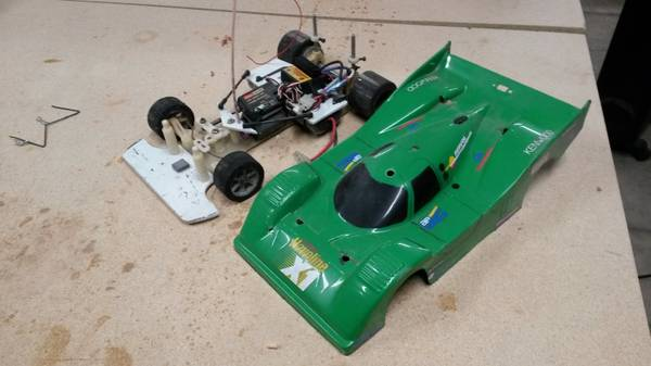 1 12 Electric RC Race Car -   x0024 60  Pineville
