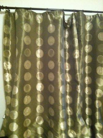 Pier One Imports Curtains 6 Panels - $120