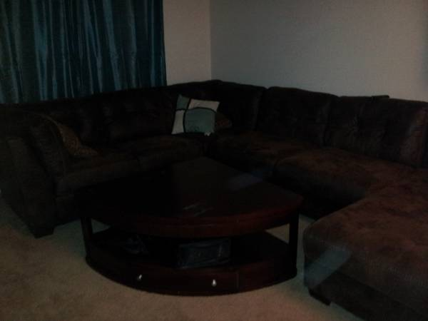 sectional couch -   x0024 1000  Fort Polk