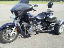 2008 Yamaha V star 1100 trike reduced -   x0024 8600  Searcy
