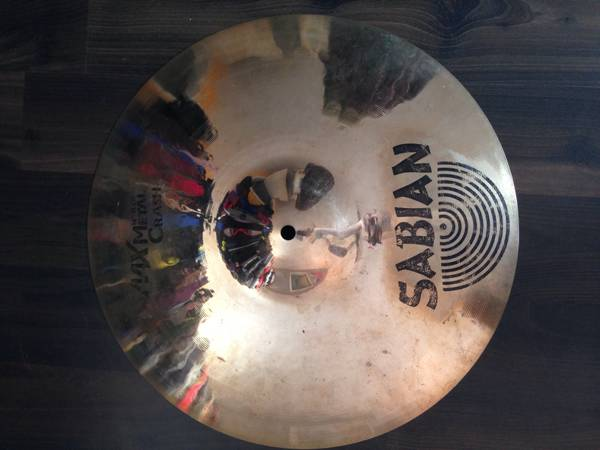 16  Sabian AAX Metal crash - great condition -   x0024 135  Leesville