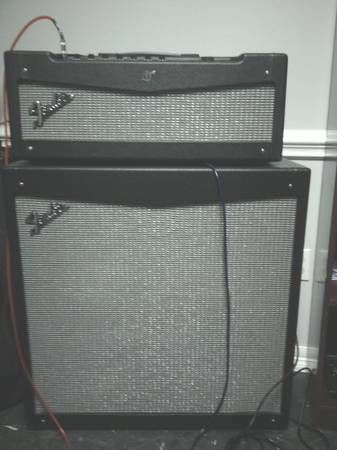FENDER MUSTANG VHD HALF STACK NEW FOR SALE - x0024400 (HOUMA)