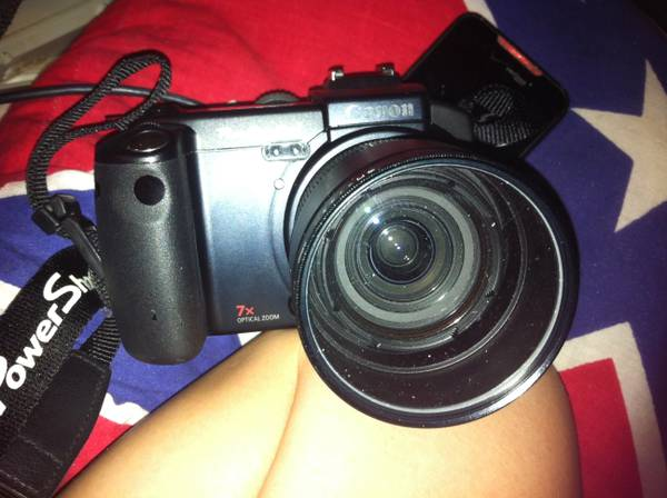 Canon powershot pro 1 photography camera -  75  Haughton
