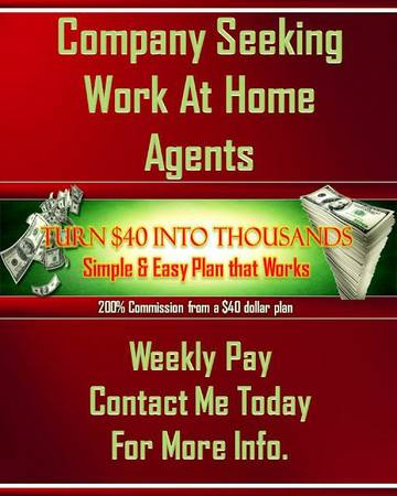 Make Money From Home For real No Scam here    From Home