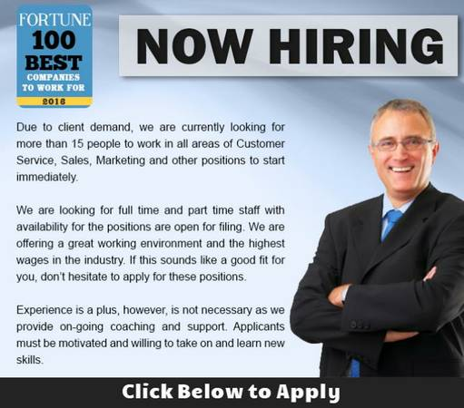Sales Manager Experience or Perhaps Some Thing Related  We Want You  Central Louisiana