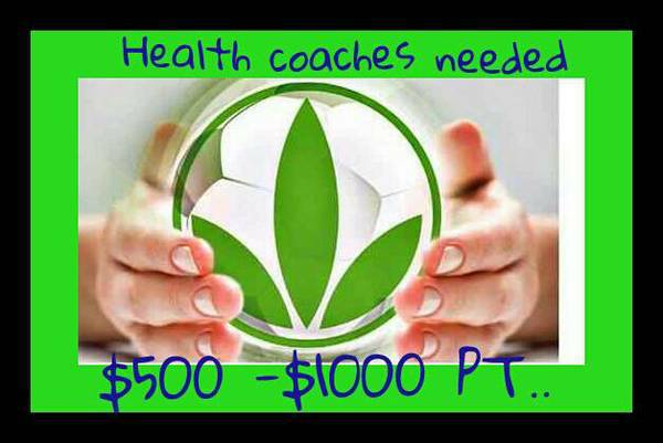 Personal Wellness Coached needed  LA