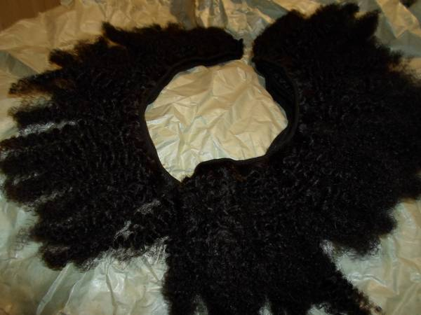 Afro Kinky Hair Deal