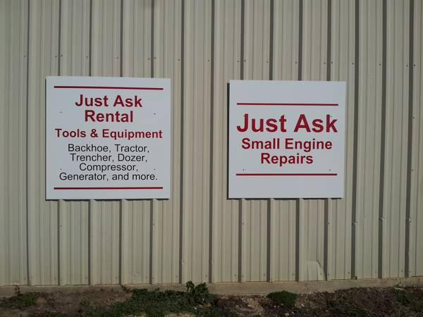 Small Engine Repair Shop (South College Station)