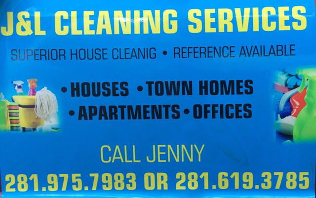 JL Superior Cleaning