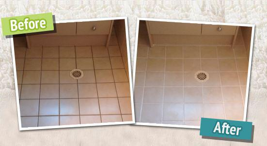 Tile Grout Cleaning League City