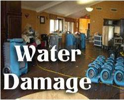 Water Damage Restoration in Katy