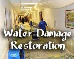 Water Damage Restoration in League City Texas