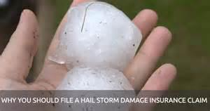 Tomball and Surrounding Areas - A Large Hail Storm Has Hit Your Roof - Get it Inspected by a Christi