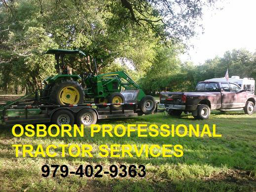 Commercial Property County Home Shreddding And New Yard Preparation (Brazos Valley)