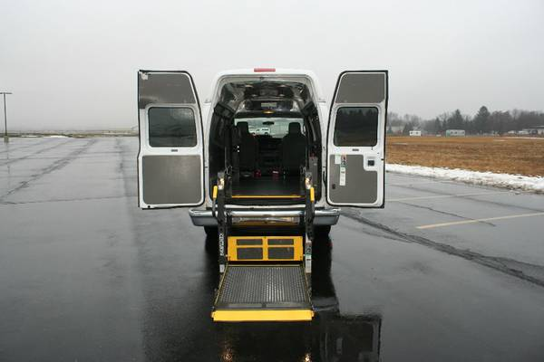 Medical Transport Wheelchair Van Service  Houston  Beaumont  Conroe