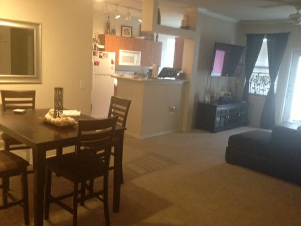 $520 2br - Sublease for gorgeous apartment (summer) can be extended (Bryan, TX)