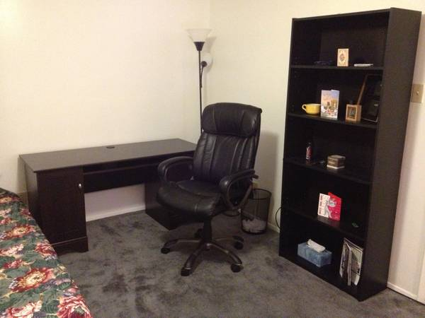 x0024 350   2br - Master Furnished Bedroom is Available for Sublease