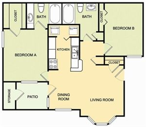$505 2br - 455ftsup2 - Summer Apartment Sub-Lease (1800 Holleman Drive College Station Tx)