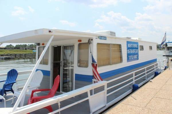 1br - Lil Hobo - Houseboat on the lake (Lake Conroe, TX)