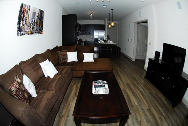 1br  Beautiful furnished apartment greenway
