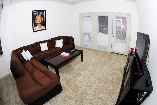 1br  Furnished Apartment Midtown