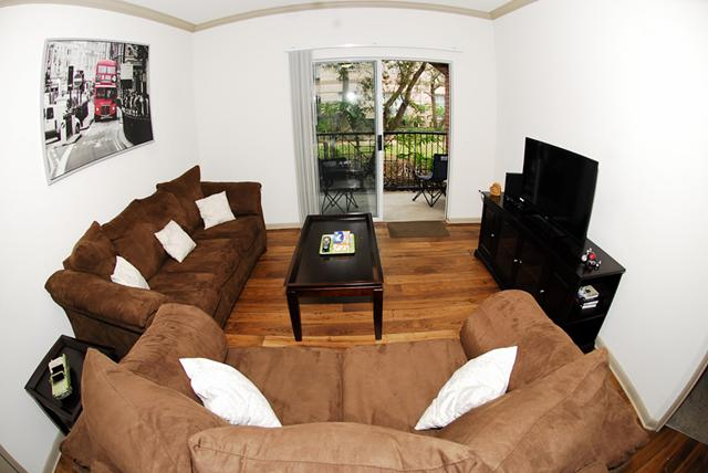 1br  Galleria greenway beautiful furnished apartment