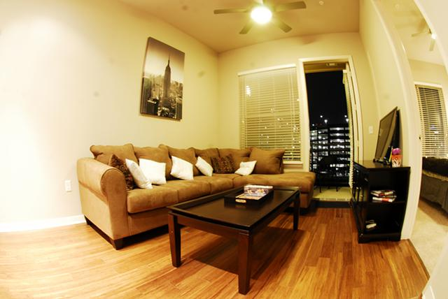 1br  Medical Center Fully Furnished