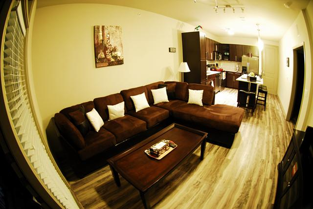 1br  Upper Kirby Executive Furinshed Apartment